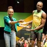 Cedella Marley & Usain Bolt