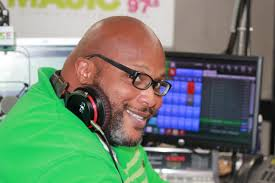 Chubb Rock host of the Authentic Caribbean Connection, on Atlanta's