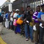 Haitians in line for deportation