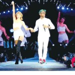 Omi & Pop Star Taylor Swift