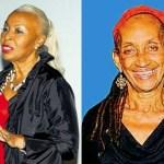 """L-R Myra Hague & Patricia """"Patsy"""" Ricketts"""