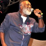 Freddie McGregor, No.1 male singer for 2016.