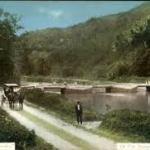 Flat Bridge in 1898