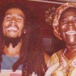Bob Marley & Cedella Booker