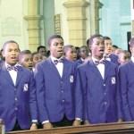 Kingston College Chapel Choir