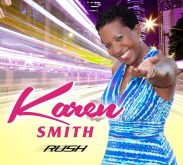 "KAREN SMITH's ""RUSH"" HOLDS NO.1 FOR THE THIRD WEEK ON THE SOUTH FLORIDA ALBUM CHART!"