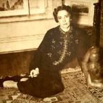 Edna Manley in London