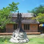 Christopher Gonzalez monument