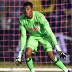 Jamaica's goalkeeper Andre Blake