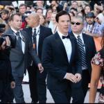 Benedict Cumberbatch (centre)