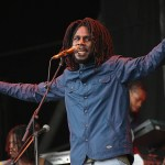 Chronixx takes over the No.1 spot for the first week.