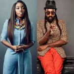 Second week @ No.1 for Estelle and Tarrus Riley