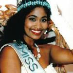 Lisa Hanna Miss World 1993