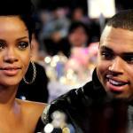 Chris Brown and RiRi
