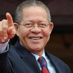 Former Prime Minister of Jamaica Bruce Golding