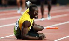 USAIN BOLT SILENCES DOUBTERS ABOUT INJURY VIA TWITTER POST!