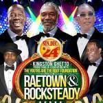 RaeTownRocksteadyChristmasShow