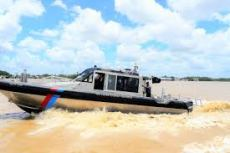 GUYANA COAST GUARD IN TIME TO FOIL SUICIDE ATTEMPT BY 2 TEENAGERS!