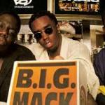 Biggie Smalls, Diddy, Craig Mack in 1994