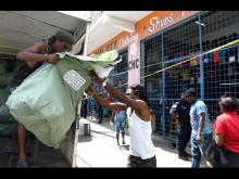 TWO MORE CHINESE STORES IN DOWNTOWN KINGSTON RAIDED FOR FAKE GOODS!