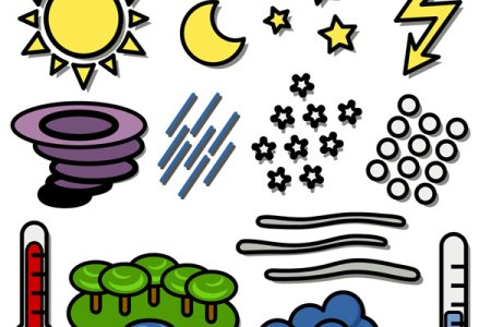 Map Symbols For Children