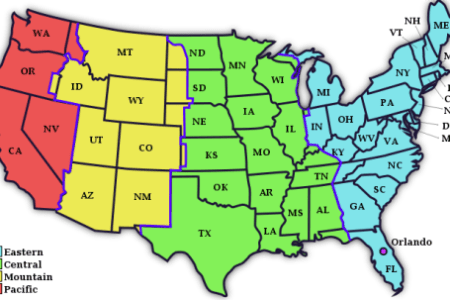 usa time zone map black and white clipart best