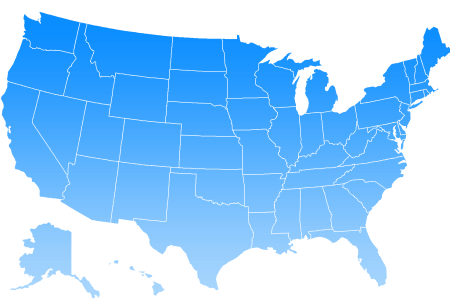 printable blank united states map clipart best
