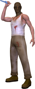 Psycho Killer Clipart