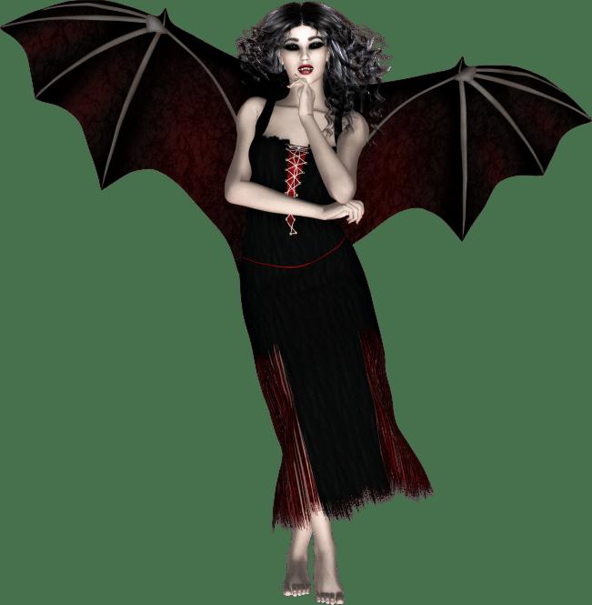 Free Goth Vampire graphic