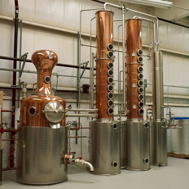 Vodka Myth#6: Good vodkas are distilled many times