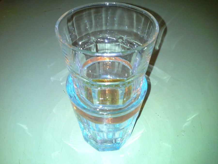 Use the polar vortex to your advantage and make your own bomb glasses!