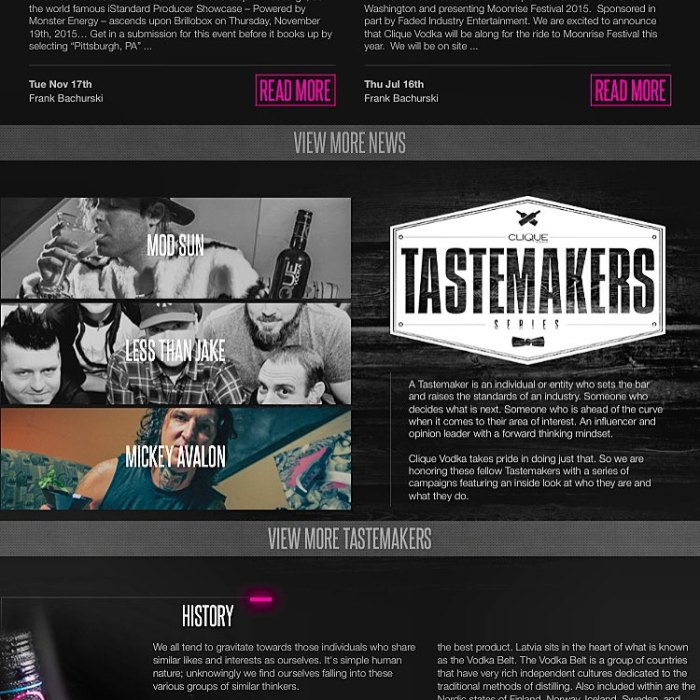 Tastemakers Series about to be relaunched and better than everhellip