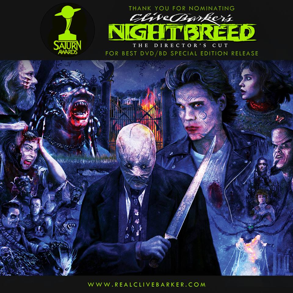 nightbreed directors cut receives a saturn award nod