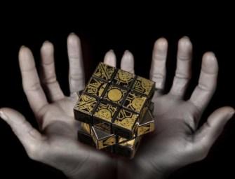 Hellraiser Rubik's Cube