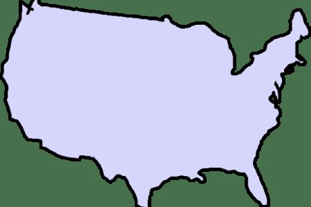 grey map usa clip art at clker.com vector clip art