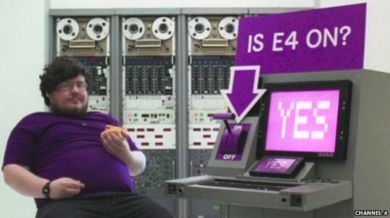 E4 switch off