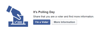 Facebook voting