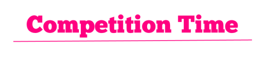 Competition Time, with the prize being free tickets to brightonSEO