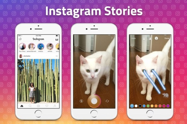 Instagram Announce the release of their new feature Instagram Stories