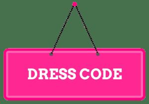 dress-code-sign-pink