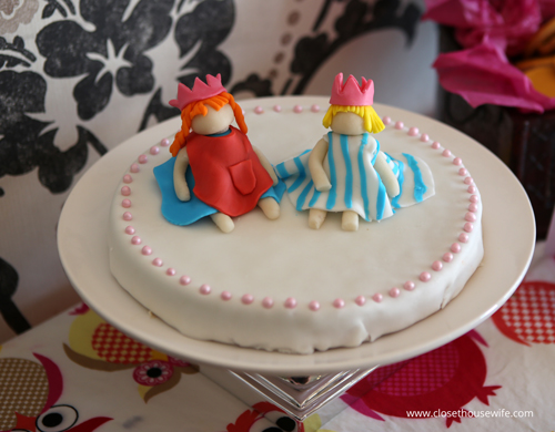 Pippi and Annika Princess Cake