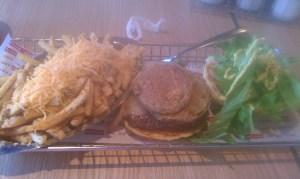 NOLA burger