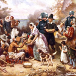 The First Thanksgiving - Spray!
