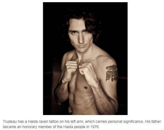 JUSTIN TRUDEAU THE STAR APRIL 2016 5