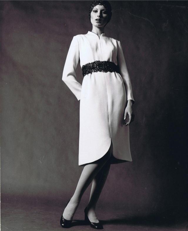 HUGH GARBER MARGO DRESS COMPANY ORIGINAL PHOTO 1970 HGA