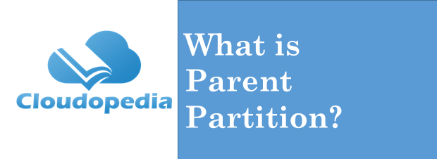 Definition parent partition
