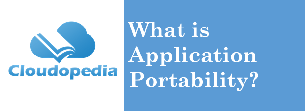 Definition Application Portability