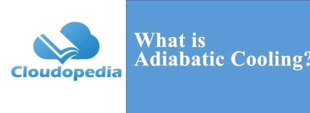 Dfinition ofAdiabatic Cooling