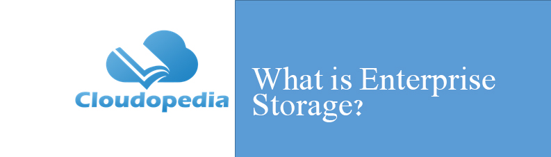 Definition of Enterprise Storage