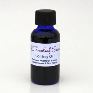 Comfrey Herbal Infused Oil